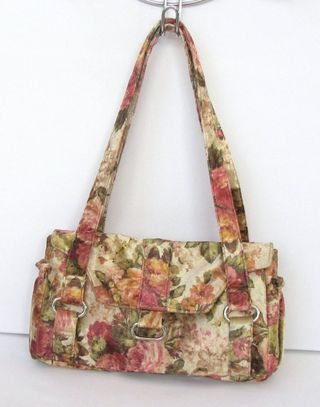 Evelyn by Tracey lipman - a ChrisW Designs pdf bag pattern!