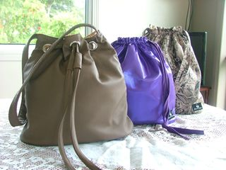 ChrisW Designs Matilda Dance Tote and Faux Leather Handbag!