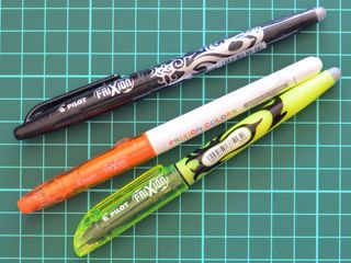 Fixion Pens for Marking Fabric