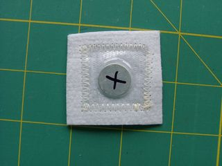 Tutorial for sew-in magnetic snaps by ChrisW Designs