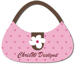 ChrisW Designs Button