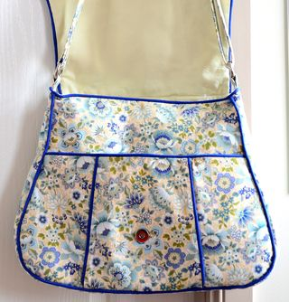 Bag Sewing Pattern By ChrisW Designs