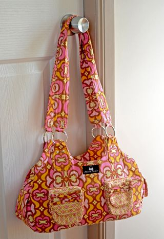 Bag PDF pattern by ChrisW Designs - Abigail