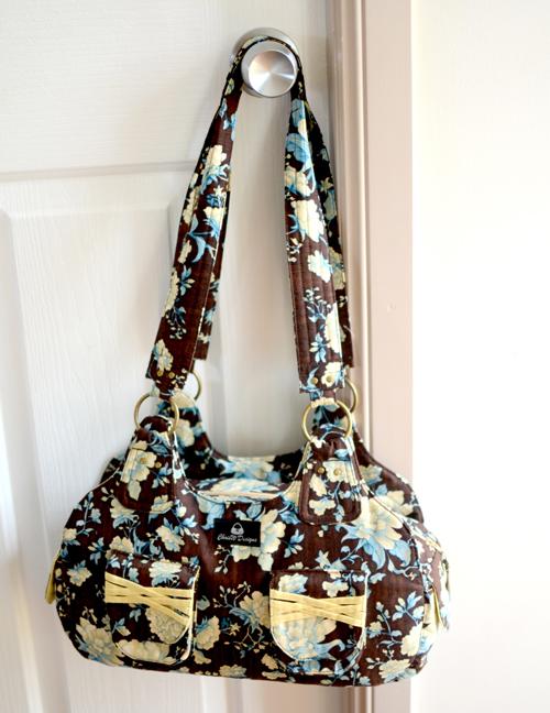 80959da88f1 Introducing ABIGAIL - An Advanced Handbag Purse Pattern - Take the  Challenge! - ChrisW Designs