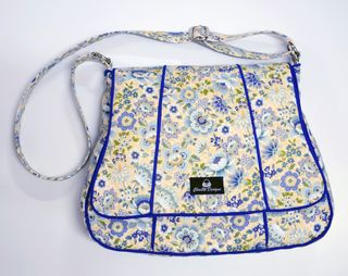 Genevieve PDF bag pattern by ChrisW Designs