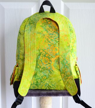 Designer Backpack sewing pattern by ChrisW Designs
