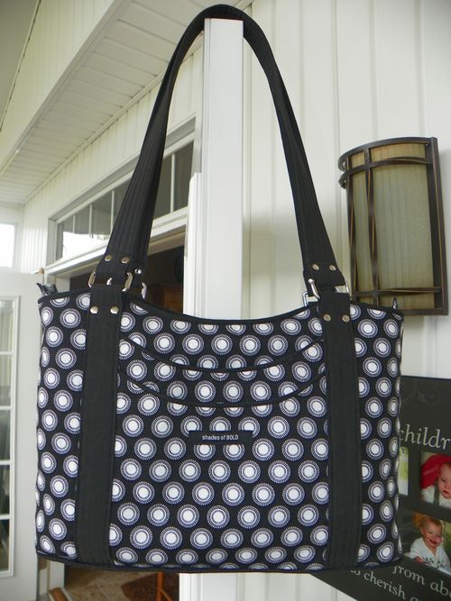 Sugar & Spice by marilyn - A ChrisW Designs PDF designer bag pattern