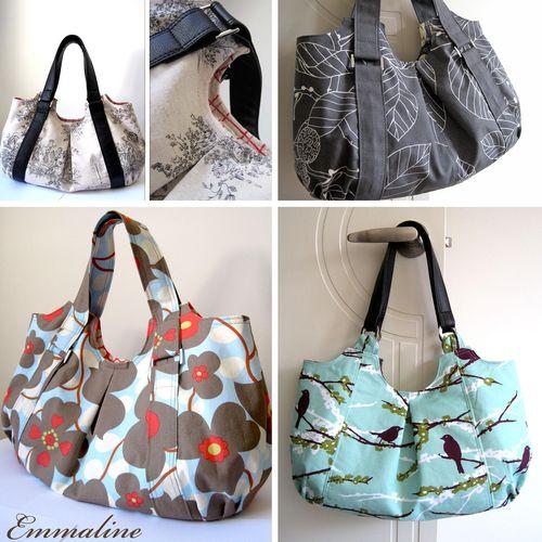 The Emmaline Bag Variations