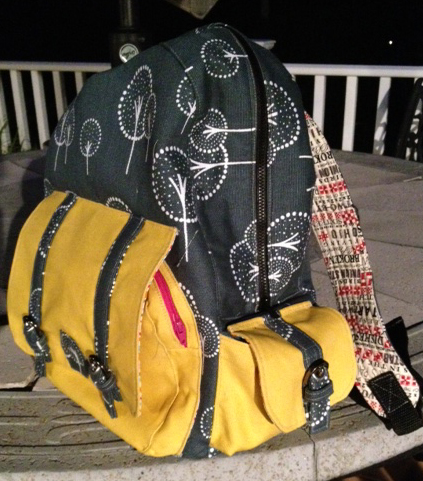 Introducing Dawn To Dusk My Newest Pdf Pattern A Backpack