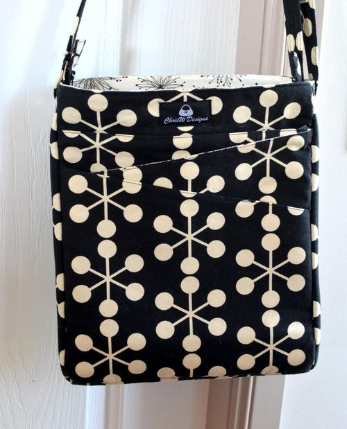 Cross The Body Bag By Chrisw Designs