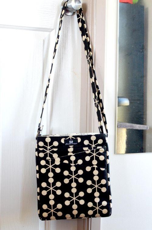 ChrisW Designs new Cross the Body Bag