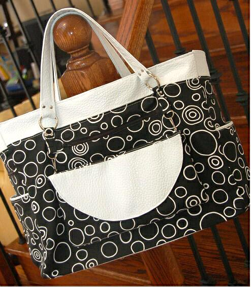 Handcrafted Bag by nissaMade