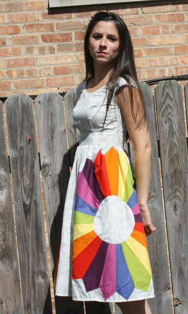 Dresden Plate Dress