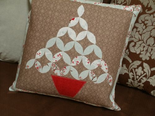 Topiary Pillow by eamylove