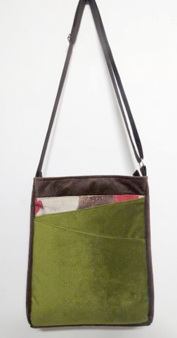 Lombard Street Bag by Maria of Mia Creates