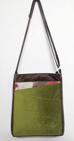 Lombard Street Bag by Maria of Mia Creates