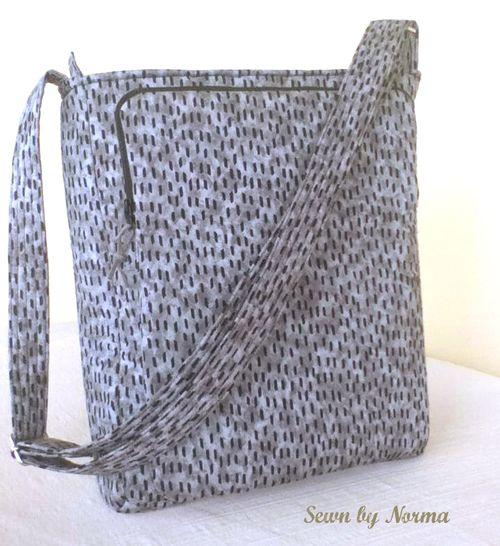 iPad Pocket view of Norma's Bag