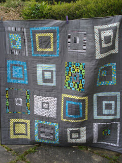 Quilt by Stephanie Ellison of My Calico Heart!