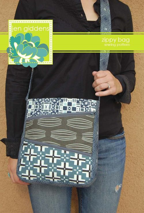 Zippy Bag - Jen Giddens