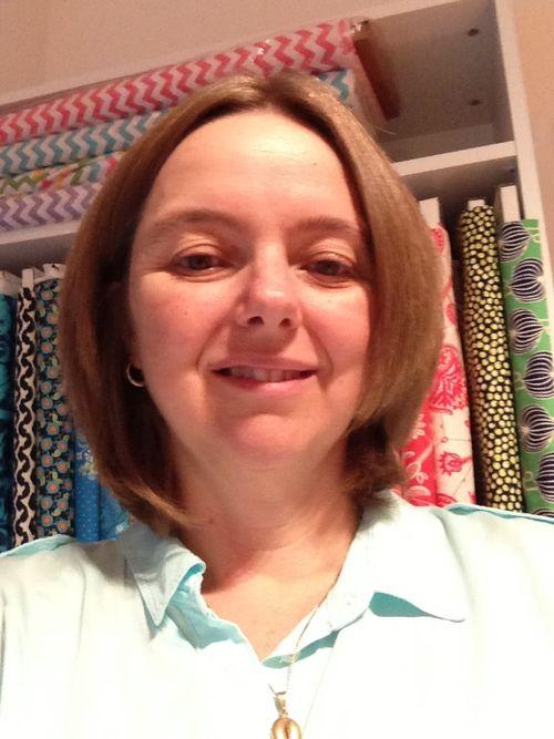Sue Miller of Fabric Garden