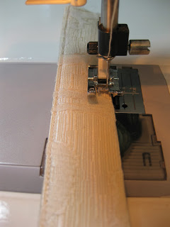 More Topstitching