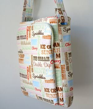 The Lombard Street Bag by ChrisW Designs
