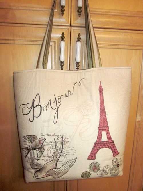 Lorraine Slavkovsky's Awesome Tote bag