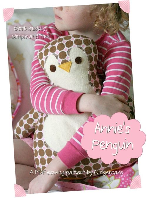 Annie Penguin Photo