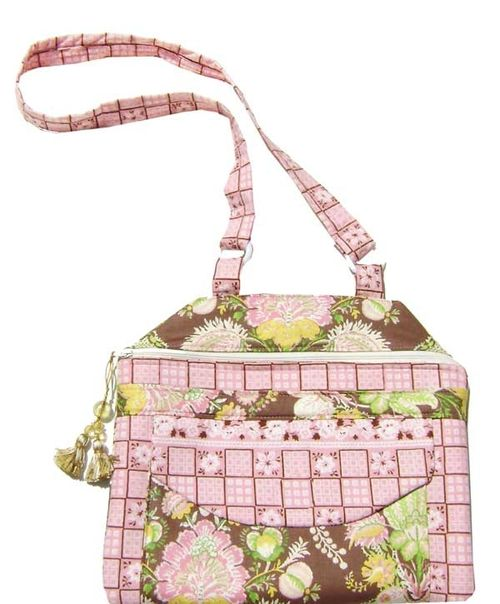 Hip Hip Hurray PDF Bag Sewing Pattern by Henny Penny Patterns