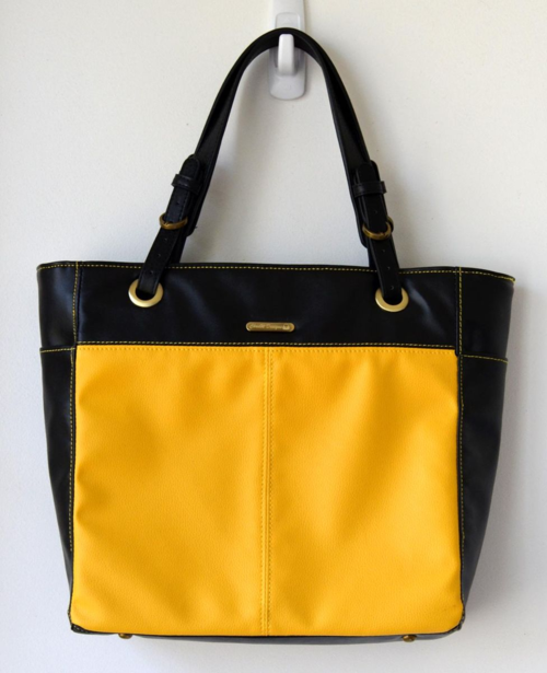 Pleather PDF Bag sewing pattern by ChrisW Designs