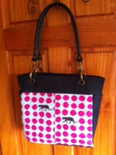 Stephanie's Uptown Girl Bag