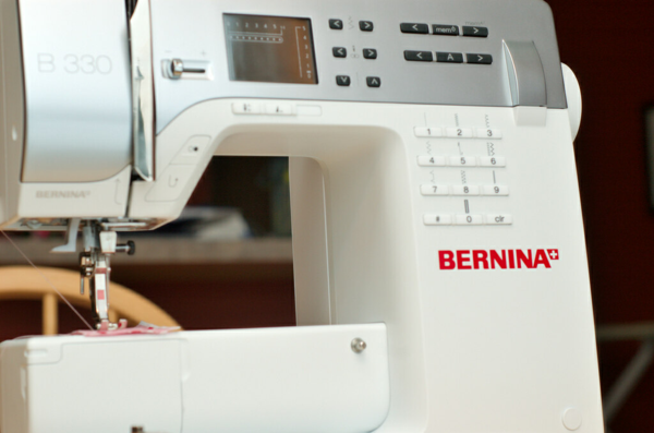 Sewing Machine Review - Bernina 330 - ChrisW Designs