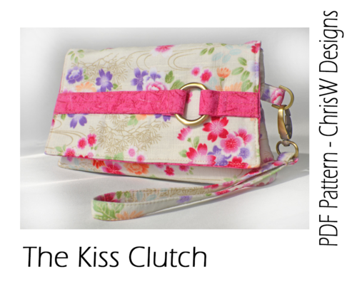 KISS PDF sewing pattern by ChrisW Designs!