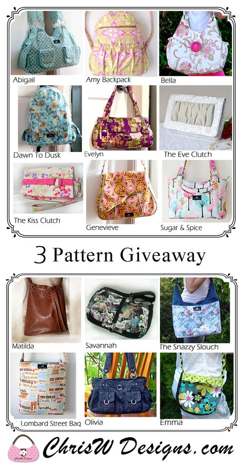 MayGiveaway3patterns