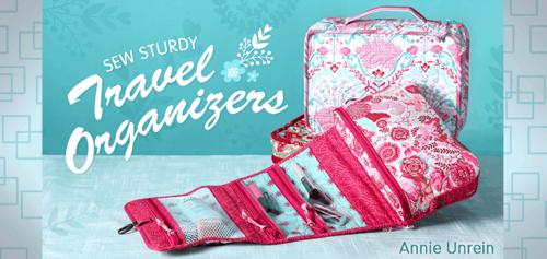 Travel Organiser Craftsy Class