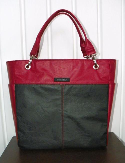Marilyn's Uptown Girl Bag - Exterior