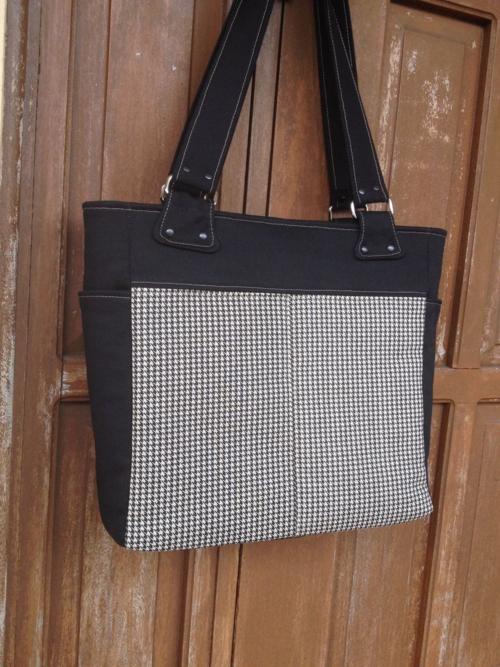 Norma's Uptown Girl Bag!