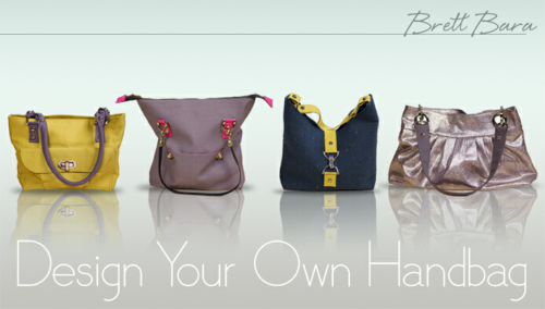 "WIN this ""Design your own Handbag"" Class with Brett Bara"