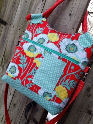 Another one of Cyndi's bag projects!