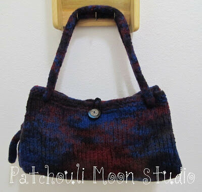 Bag by Daryl Perry of Patchouli Moon Studio