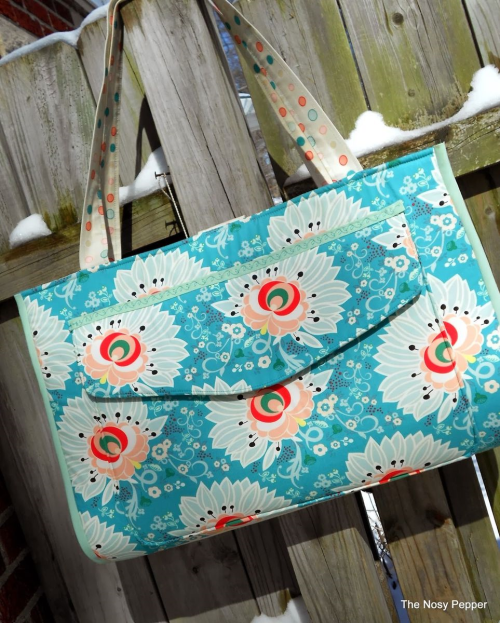 Bag by Cyndi of the Nosey Pepper!