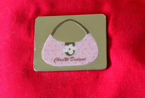 Customized Metal Bag Tag