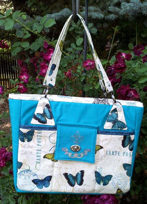 Rachel Anaya's Stow It All Tote