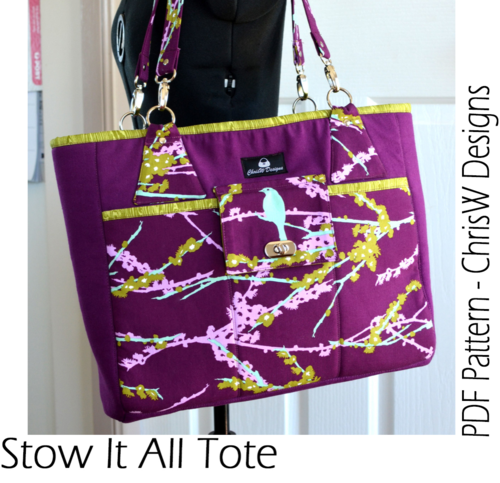 Stow It All by ChrisW Designs