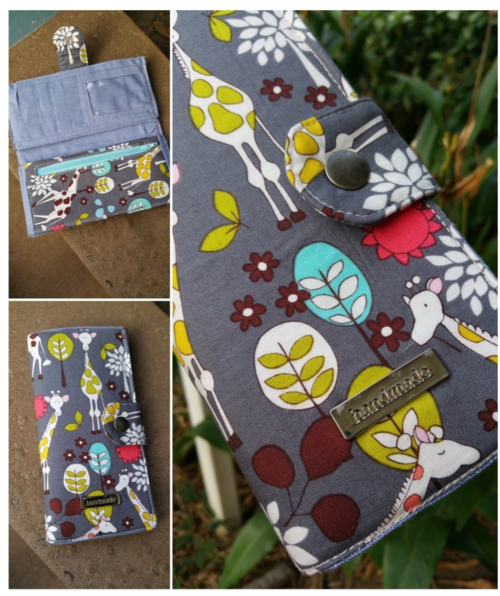 Simone's Pick A Pocket Wallet