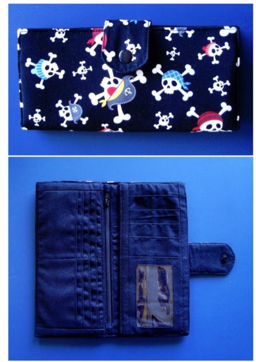 Camila's Pick A Pocket wallet
