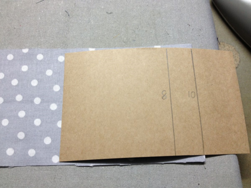 Making the card slots