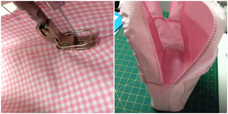 Pics 31 & 32 of the Amy Backpack sew Along