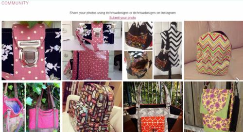 ChrisW Designs Instagram Community