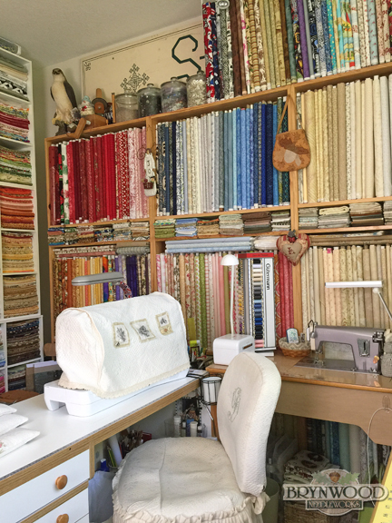 Brynwood Needleworks - Studio